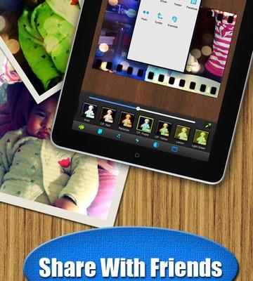 iDarkroom HD app foto hlavni