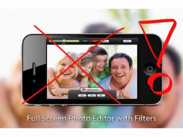 podvodné fotoaplikace v app store