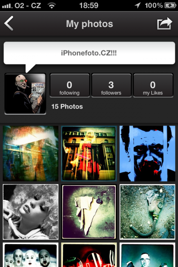 EyEem app foto
