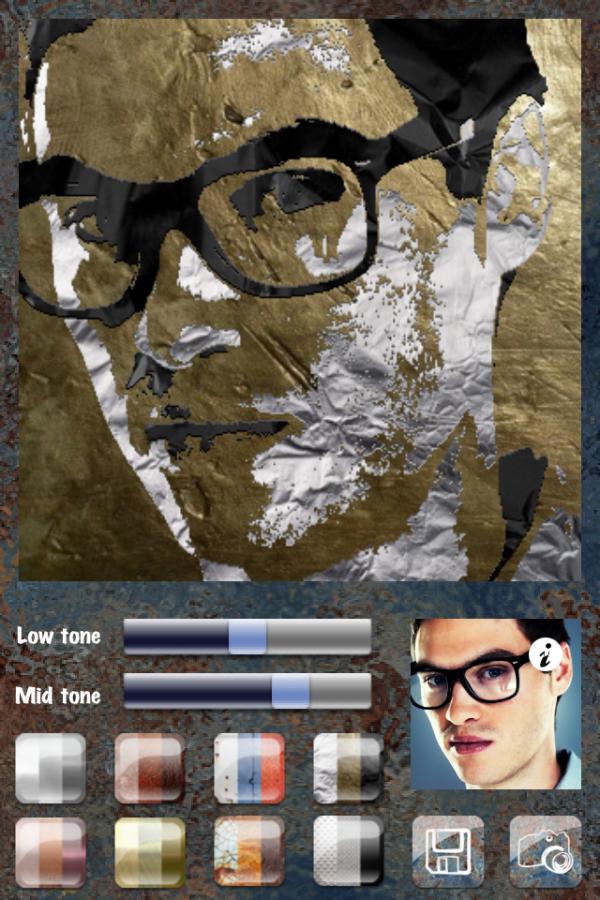 Metal Me app ilustrační foto