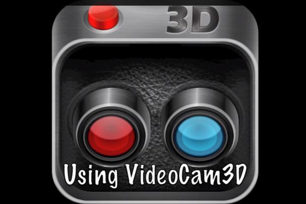 VideoCam3D app foto hlavni
