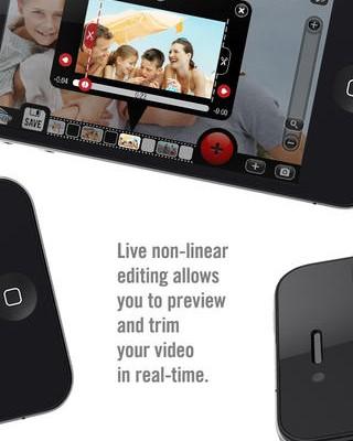 Vizzywig - Video Editor and Video Camera foto hlavni
