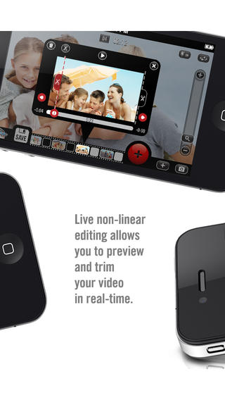 Vizzywig - Video Editor and Video Camera foto hlavni