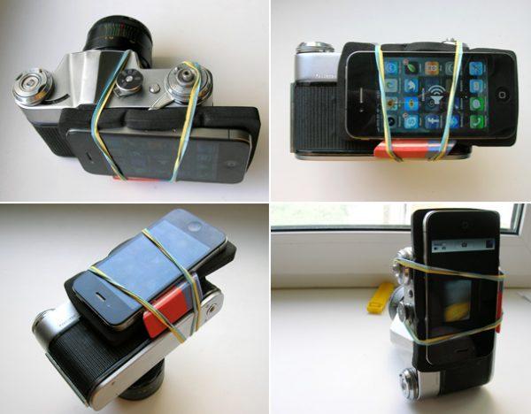 iphone a Zenit bloger Kontramax
