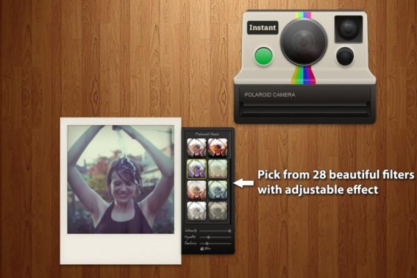 Instant app pro Mac foto