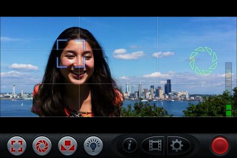 Filmic PRO app foto
