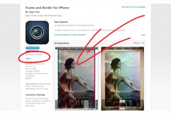podvodné app screenshot 1