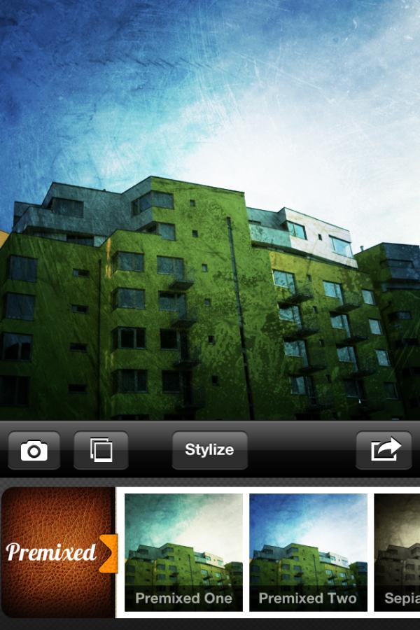 Picfx app foto