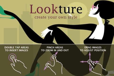 Lookture app foto