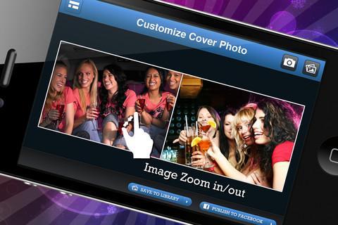 Timeline Cover for Facebook app foto