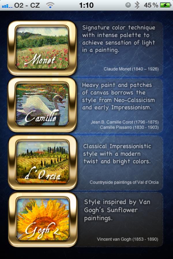 Auto Painter 3 app foto 2