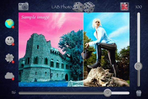 LAB Photo app foto
