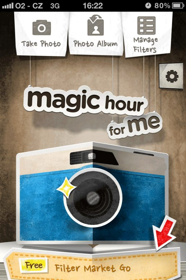 Magic Hour app foto 1