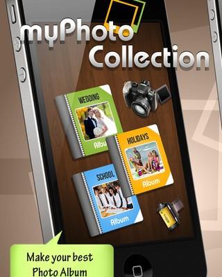 myPhoto Collection app foto 1