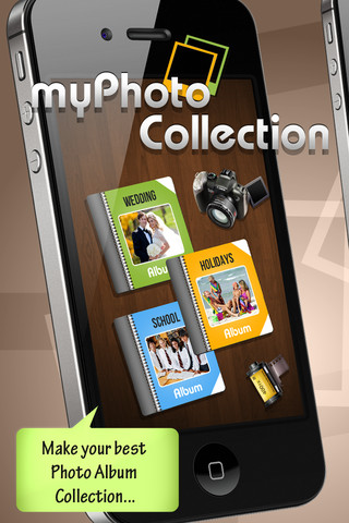 myPhoto Collection app foto 1