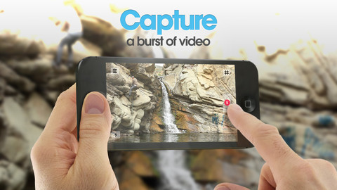 Echograph app foto hlavni