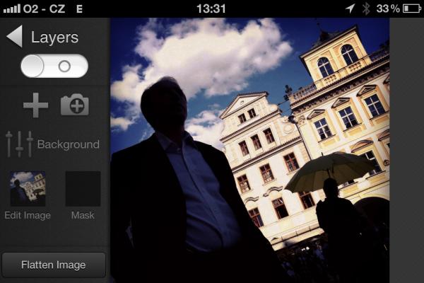 Filterstorm app foto