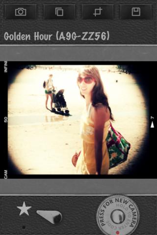 Infinicam app foto hlavni
