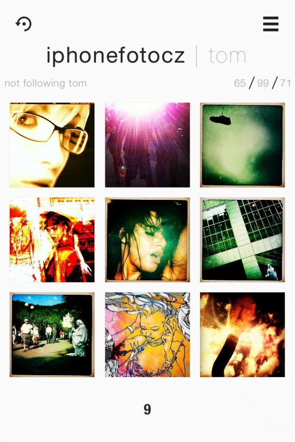 Instafocus app foto