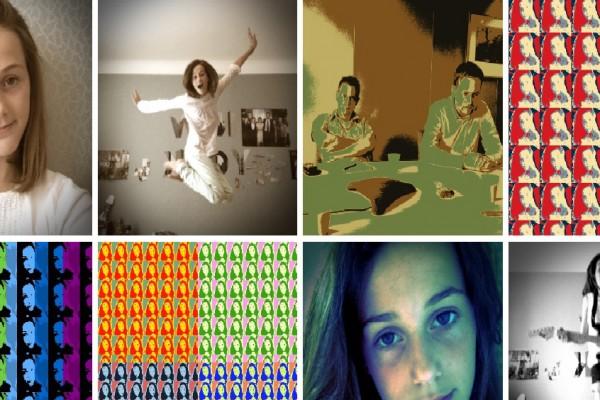 Snaptime foto web