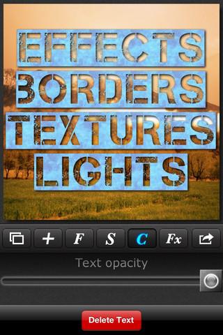 Textmatic app foto