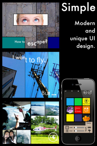 Tiled app foto 1