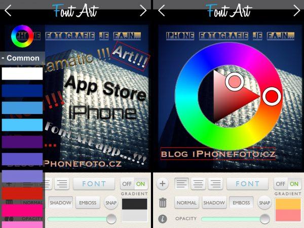 Font Art app foto 2