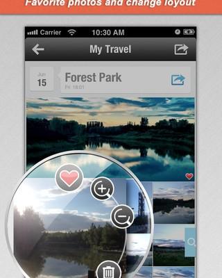 Fotoable app nova verze foto