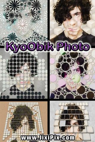 Kyoobik Photo app foto