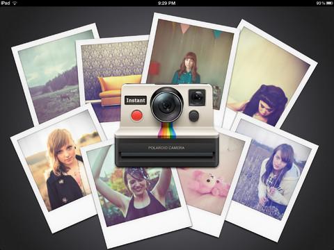 Instant iPad app foto 1