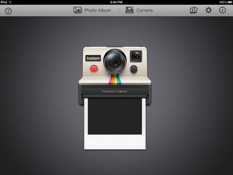 Instant iPad app foto 2