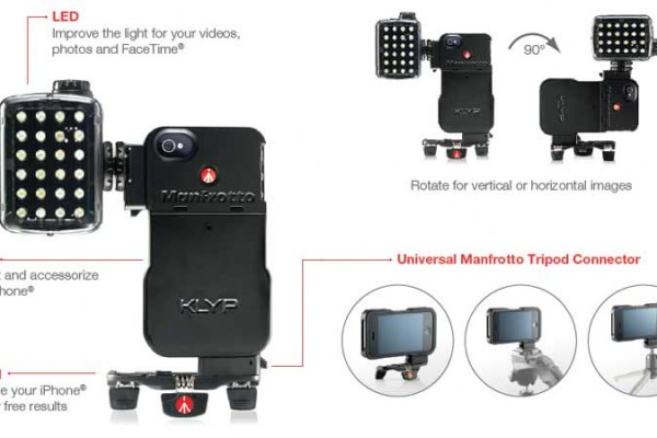 Manfrotto klyp foto 1