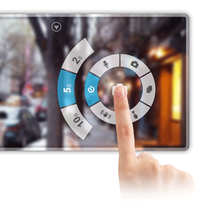 Blux Camera app foto 2