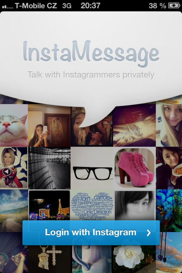 InstaMessage app foto 1