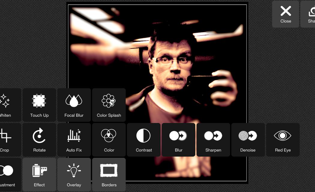 Pixlr Express app foto