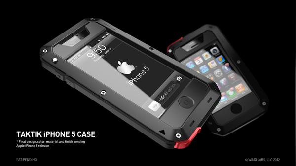 Taktik pouzdro pro iPhone 5 foto 2