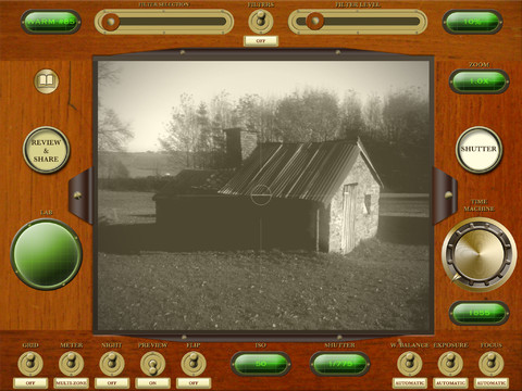 FieldCam app foto hlavni