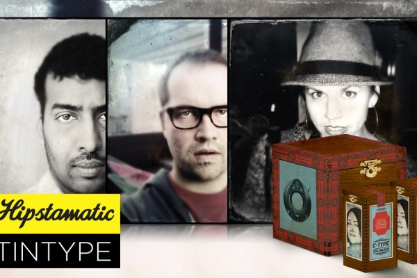 Hipstamatic Tintype SnapPak