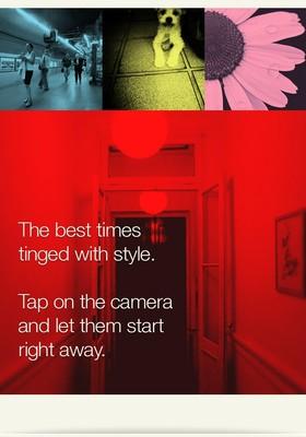 Tinge app foto
