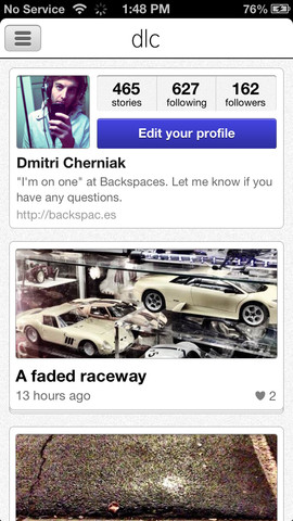 Backspaces app foto 1