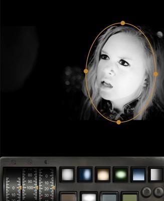 Noir Photo app foto 1