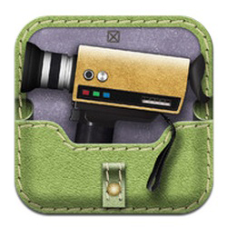8mm Vintage Camera app