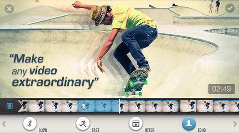 Game Your Video app foto hlavni