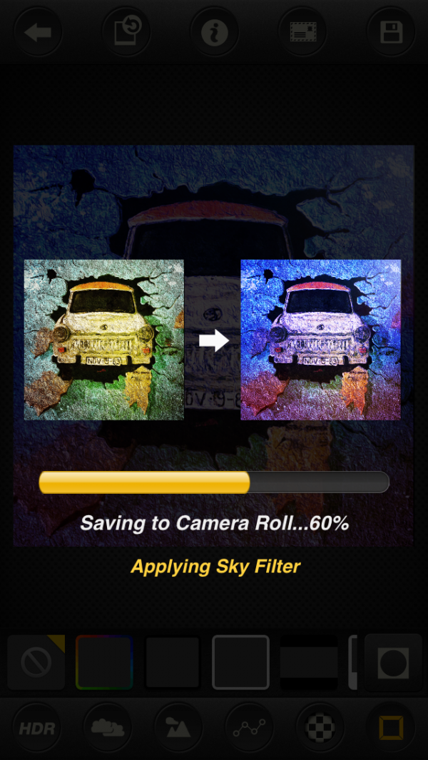 HDR FX Pro app foto 6