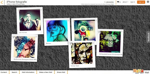 Pixt Wall web foto