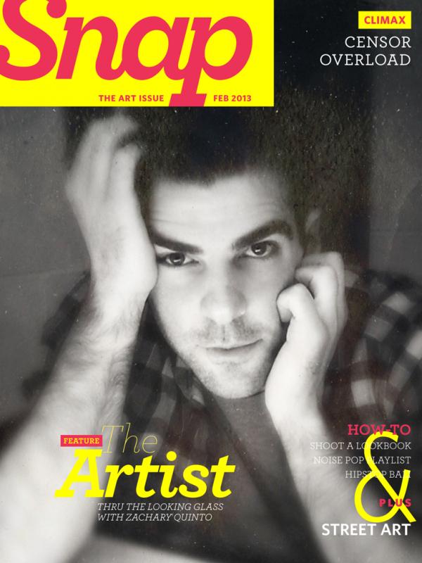 Snap magazin unor 2013