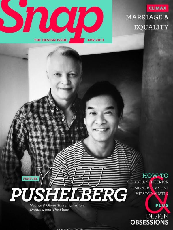 Snap magazine duben 2013