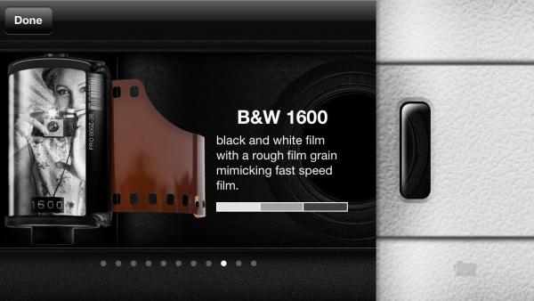 Storama app foto filter 1