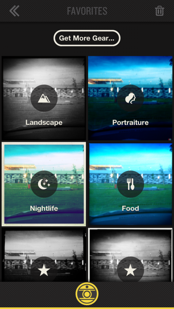 HIPSTA screen 2
