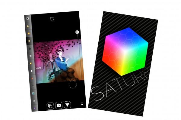 Satur8 app foto hlavni